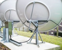 Trax Satellite Services, System Design and Install